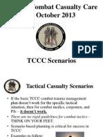 TCCC Scenarios