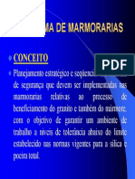 Programa de Marmorarias
