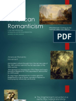 introamerican romanticism