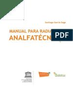 Manual Radialistas Analfatecnicos - Santiago Garcia Gago