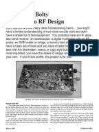 rf transceiver thesis