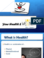 ch  1 lesson 1 your health  wellness