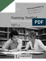 Training TestDaF