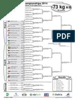 Championnats du monde du judo 2014