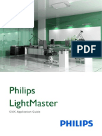Philips Lightmaster Application Guide