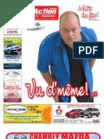 Journal L'Action Régionale -B- 8 dec. 09
