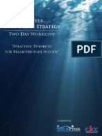 2-day workshop blue ocean strategy 12-13sep