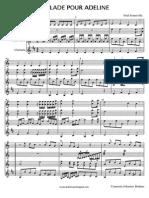 Ballade pour adeline - camerata.pdf
