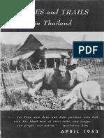 TribesandTrails 1953 Thailand
