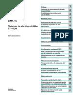 CD_2-_Manuals-Espanol-STEP 7 - Sistemas de Alta Disponibilidad