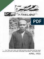 TribesandTrails 1955 Thailand