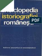 Enciclopedia istoriografiei româneşti
