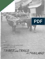 TribesandTrails 1961 Thailand