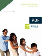 Bilancio Sociale FNM 2005