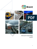 2014-06 Brent Long Term Transport Strategy - Draft for Consultation