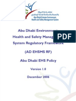 01-AD EHS Policy (English)