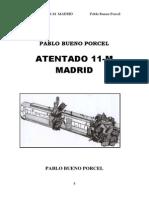 ATENTADO 11 - M  MADRID