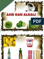 Asid vs Alkali