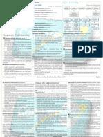 Guía Rápida de Licitación Pública