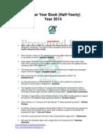 Sansar Year Book 2014