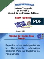 Sigecof Rbt (Comprometer y Regularizar)