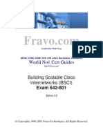 Fravo Cisco 642-801 V3.0