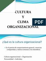1.- CULTURA Y CLIMA (1)