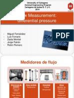 Flow Measurement Ontrol Process