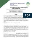 Medición de Esfuerzos y Deformaciones en Barras Metálicas Utilizando Galgas Extensométricas