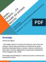 SEMIOLOGIA.PSIQUIATRICA