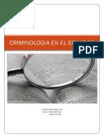 Criminologia en El Ecuador