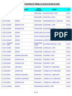 TJ CE Telefones Excel