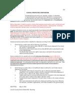 DN Properties Disposition Redline