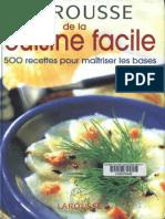 Aude Mantoux Larousse de La Cuisine Facile