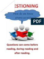 questioning - science