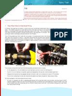 Gas Cylinder Incident Safety Flash