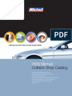 Mitchell Collisionshop Catalog 2082