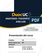 Clase 1. Unidad I. ANS 2013.