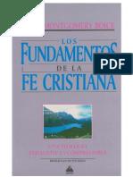 60351836 Los Fundamentos de La Fe Cristiana J M Boice 1