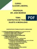 Contratos Modales Diapositrivas