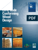 Code Conforming Wood Design Complete 2012 Parte I