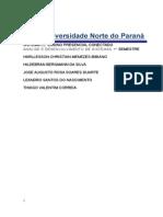Portifolio Em Grupo 2014 - Harllesson Christian