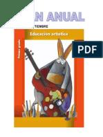 1º Grado  Educación Artística.doc