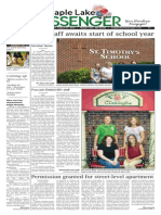 August 27, 2014 E- Edition