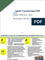 Program Intervensi Lima Langkah_PILL_PPL_DTP 2013