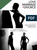Digital Booklet - Love, Marriage &