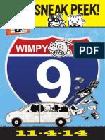 Wimpy Kid 9 Sneak Peek