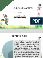 PPT Pedikulosis kapitis