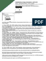 Exercícios Outlook Imprimir
