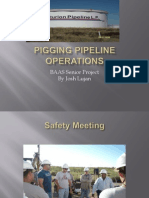 Pigging Pipeline Operations-2011